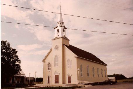 Église Précieux-Sang